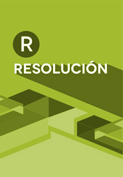 Resolución Nro 175/2015